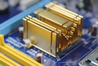 Golden microchip