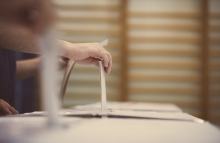 http://www.shutterstock.com/pic-435294154/stock-photo-hand-of-a-person-casting-a-ballot-at-a-polling-station-during-voting.html?src=c2VYQZEJYdozXMMbCBiJug-1-12