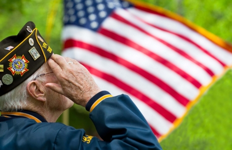 http://www.shutterstock.com/pic-250524325/stock-photo-veterans-saluting.html