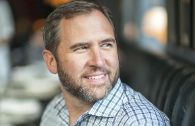 Brad Garlinghouse, photo credit: Wikimedia / Christopher Michel  https://commons.wikimedia.org/wiki/File:Brad_Garlinghouse_(15039005582).jpg