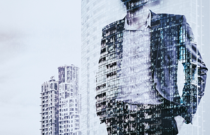 http://www.shutterstock.com/pic-474996937/stock-photo-digital-business-revolution-concept-double-exposure-of-business-man-standing-and-abstract-digital-coding-on-building-blue-tone.html
