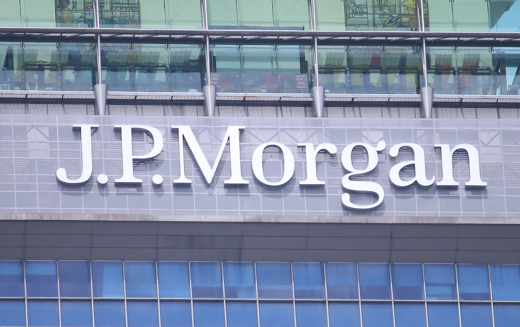 jp morgan chase investing in cryptocurrency