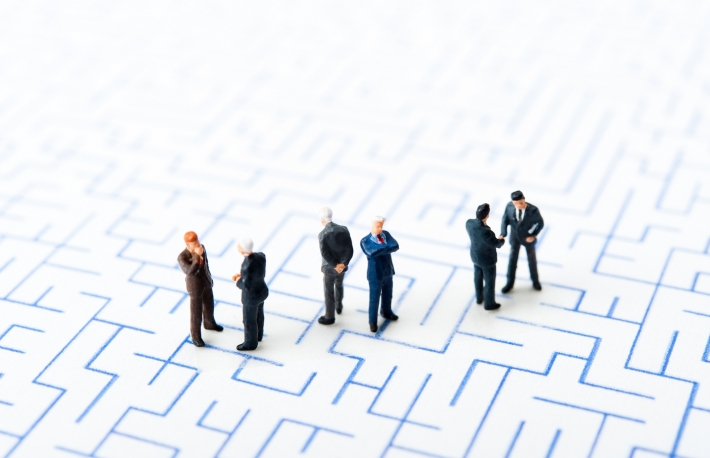 http://www.shutterstock.com/pic-358208834/stock-photo-maze-and-businessmen-miniature.html?src=TP76yKqMKc6Fo0QYq_VX0w-1-1