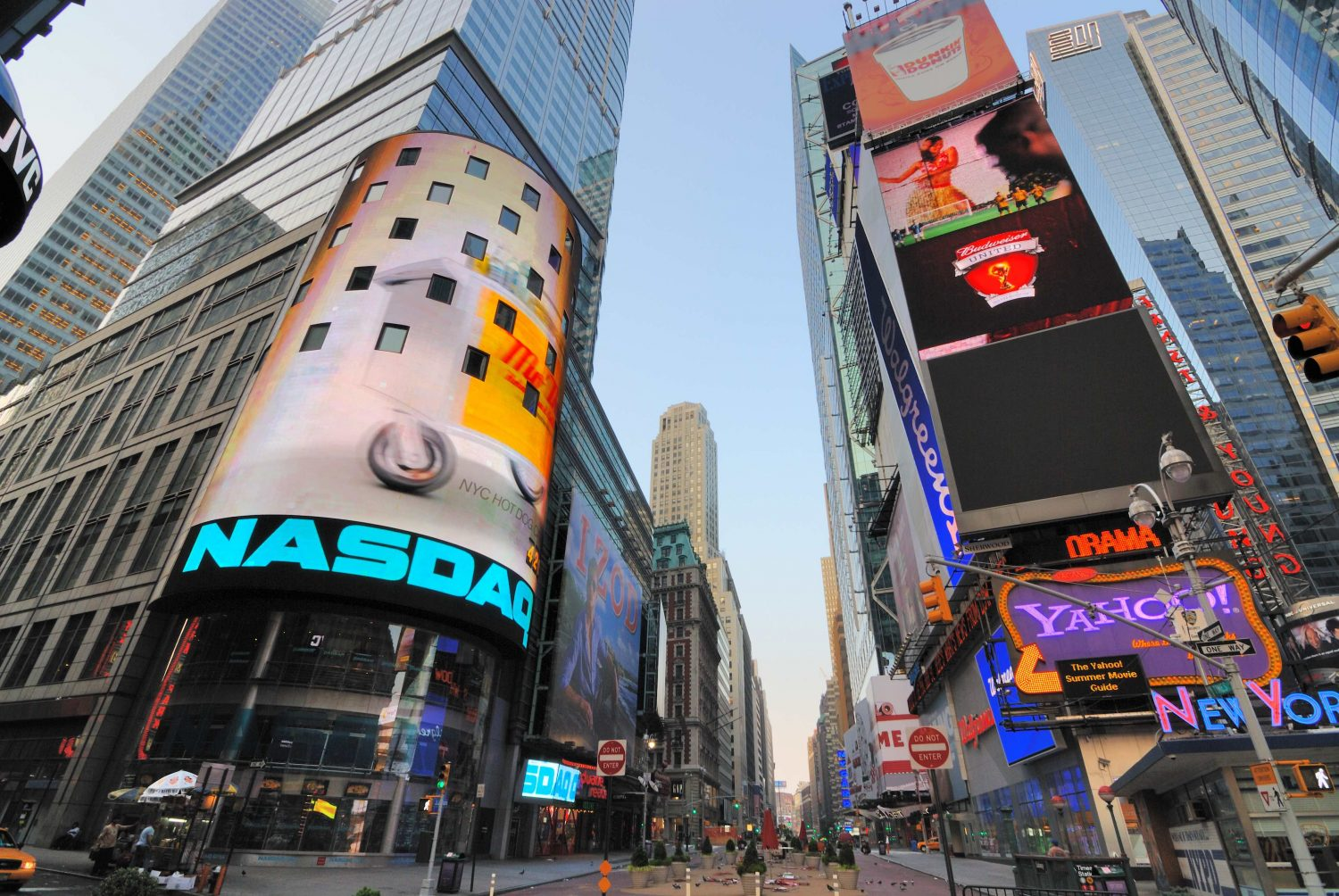 nasdaq, new york