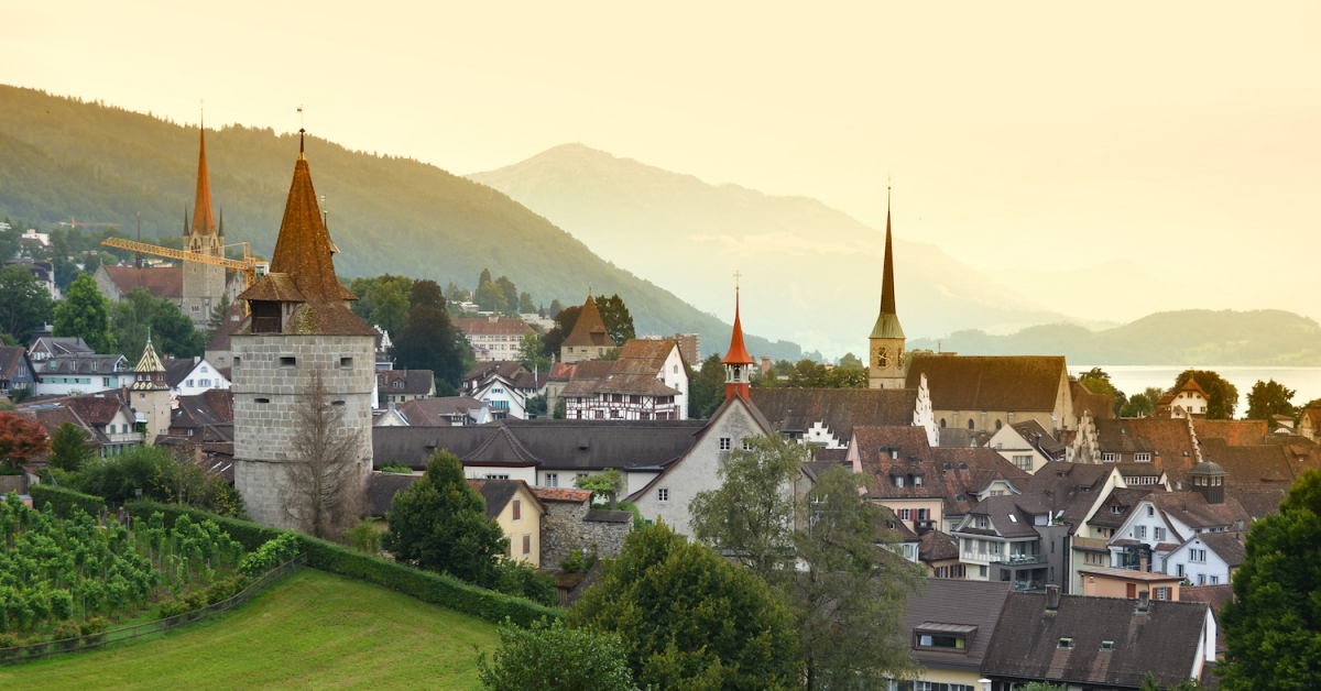 Switzerland's 'Crypto Valley' Has Started Accepting Bitcoin, Ether for Tax Payments - CoinDesk