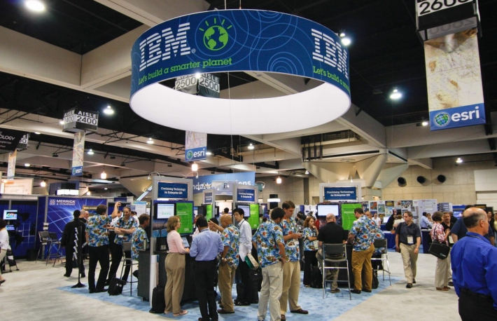 http://www.shutterstock.com/pic-57415147/stock-photo-san-diego-july-14-ibm-booth-on-the-trade-floor-of-the-esri-environmental-systems-research-institute-user-conference-july-14-2010-in-san-diego-california.html