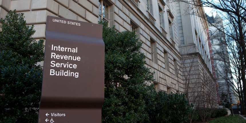 IRS Memo: Trump's Tax Returns Must Be Turned Over If Congress Asks