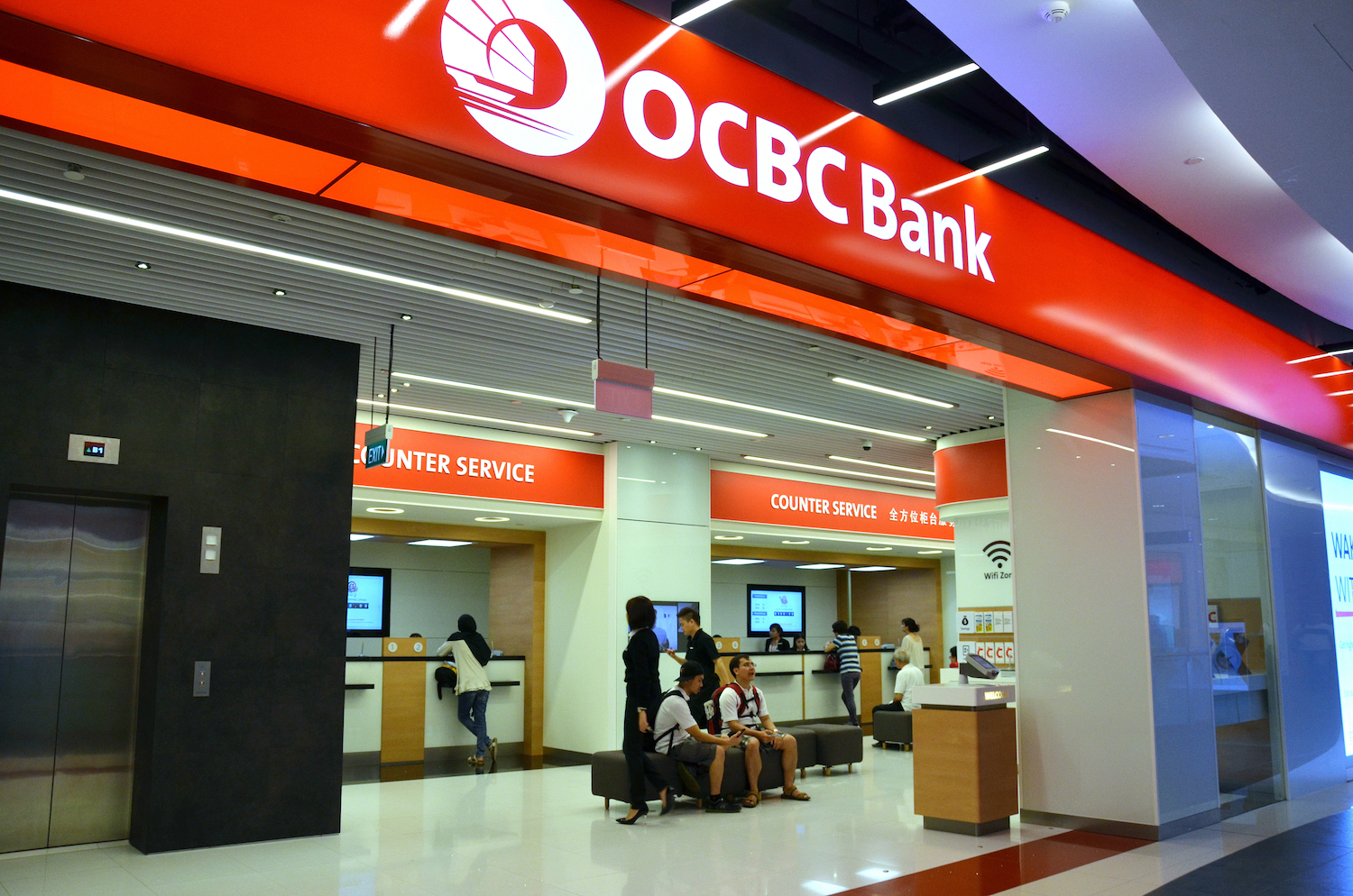 OCBC Trials Blockchain for Interbank Payments - CoinDesk