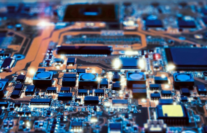 http://www.shutterstock.com/pic-286900829/stock-photo-closeup-on-electronic-board-in-hardware-repair-shop-blurred-and-toned-image-shallow-dof-focus-on-the-middle-left-field.html