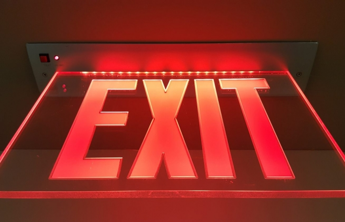http://www.shutterstock.com/pic-409710472/stock-photo-exit-sign.html