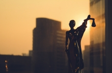 http://www.shutterstock.com/pic-432808786/stock-photo-lady-justice-law-concept-silhouette-of-themis-with-building-background-statuette-of-justice-statuette-of-the-goddess-of-justice.html?src=PGA2nHq2UFWWVAGc7WCSvg-1-1
