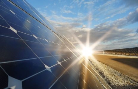 http://www.shutterstock.com/pic-106124045/stock-photo-power-plant-using-renewable-solar-energy-with-sun.html