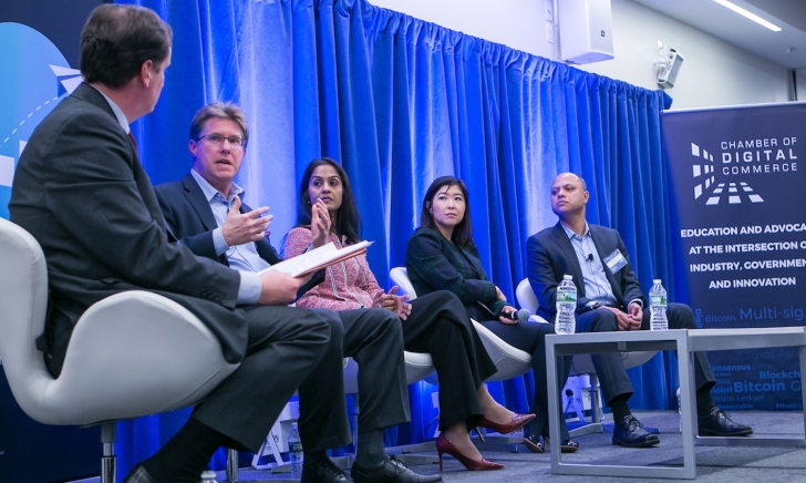 Chamber of Digital Commerce's Smart Contracts Symposium