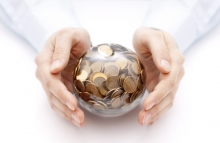 https://www.shutterstock.com/pic-246267436/stock-photo-crystal-ball-with-money-in-hands.html