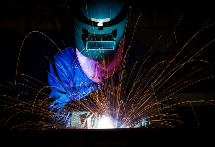 industrial manufacturing, welding