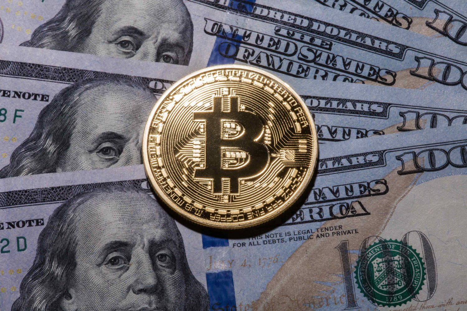 The Gold Rush Begins Day Bitcoin Topped Us Dollar