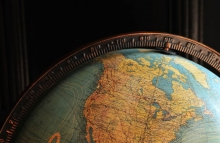 globe-antique