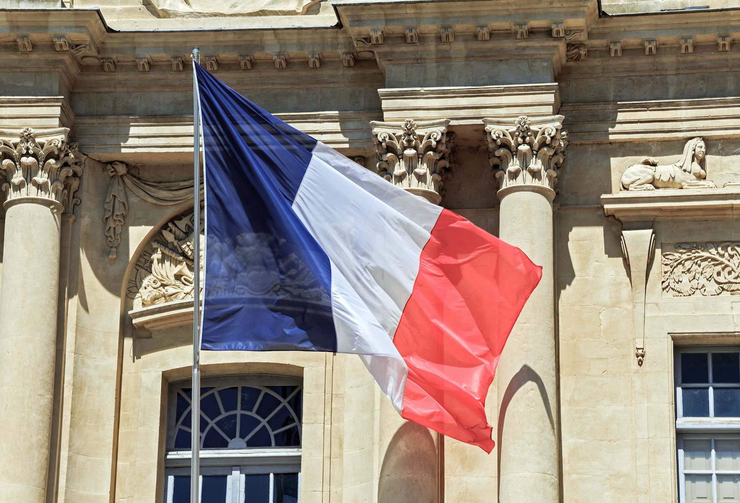France's Government Is Beginning A Blockchain Research