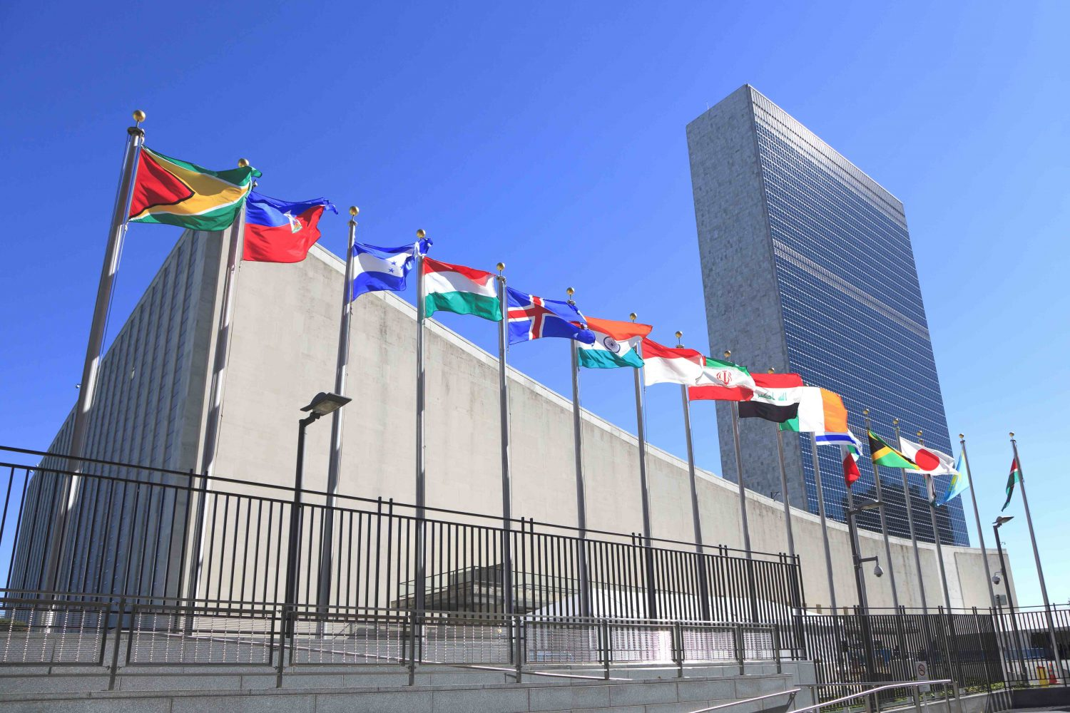 How Blockchain Could Finally Unite The United Nations Coindesk
