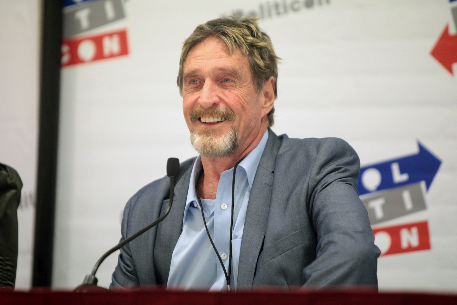 DOJ Indicts John McAfee on Money Laundering, Fraud Charges for Boosting ICOs