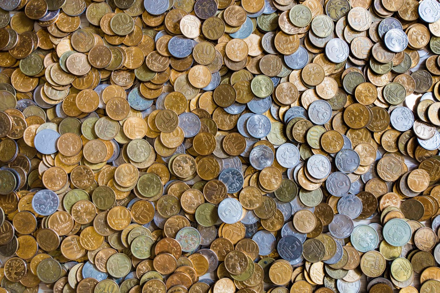 russia, coins