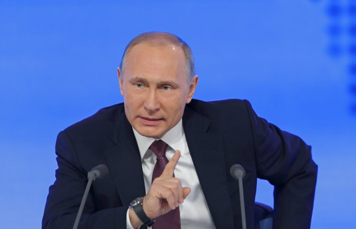 Putin Orders Russia's Public Officials to Report Crypto Holdings