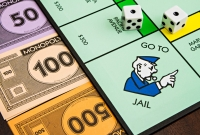 monopoly, game