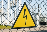 electrocution, sign