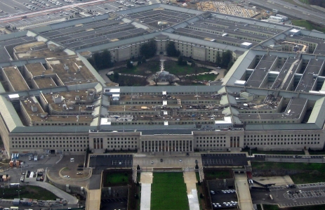 Pentagon image via Wikimedia Commons