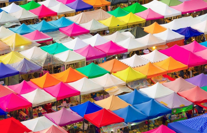 https://www.shutterstock.com/image-photo/bird-eyes-view-multicolored-tents-sales-649273462