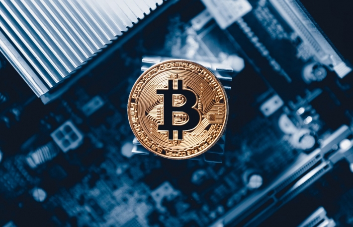 https://www.shutterstock.com/image-photo/bitcoin-gold-electronic-computer-processor-board-751778320