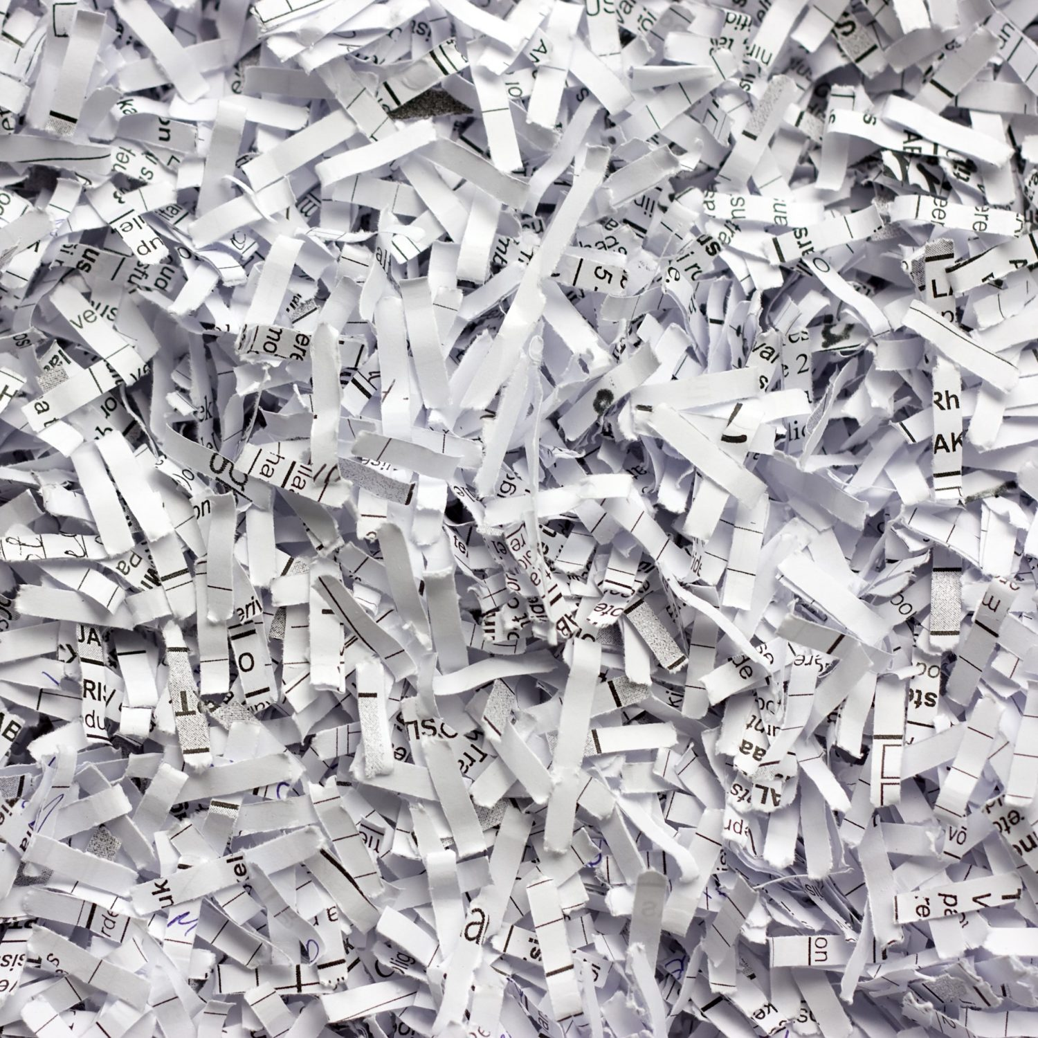 paper, shred