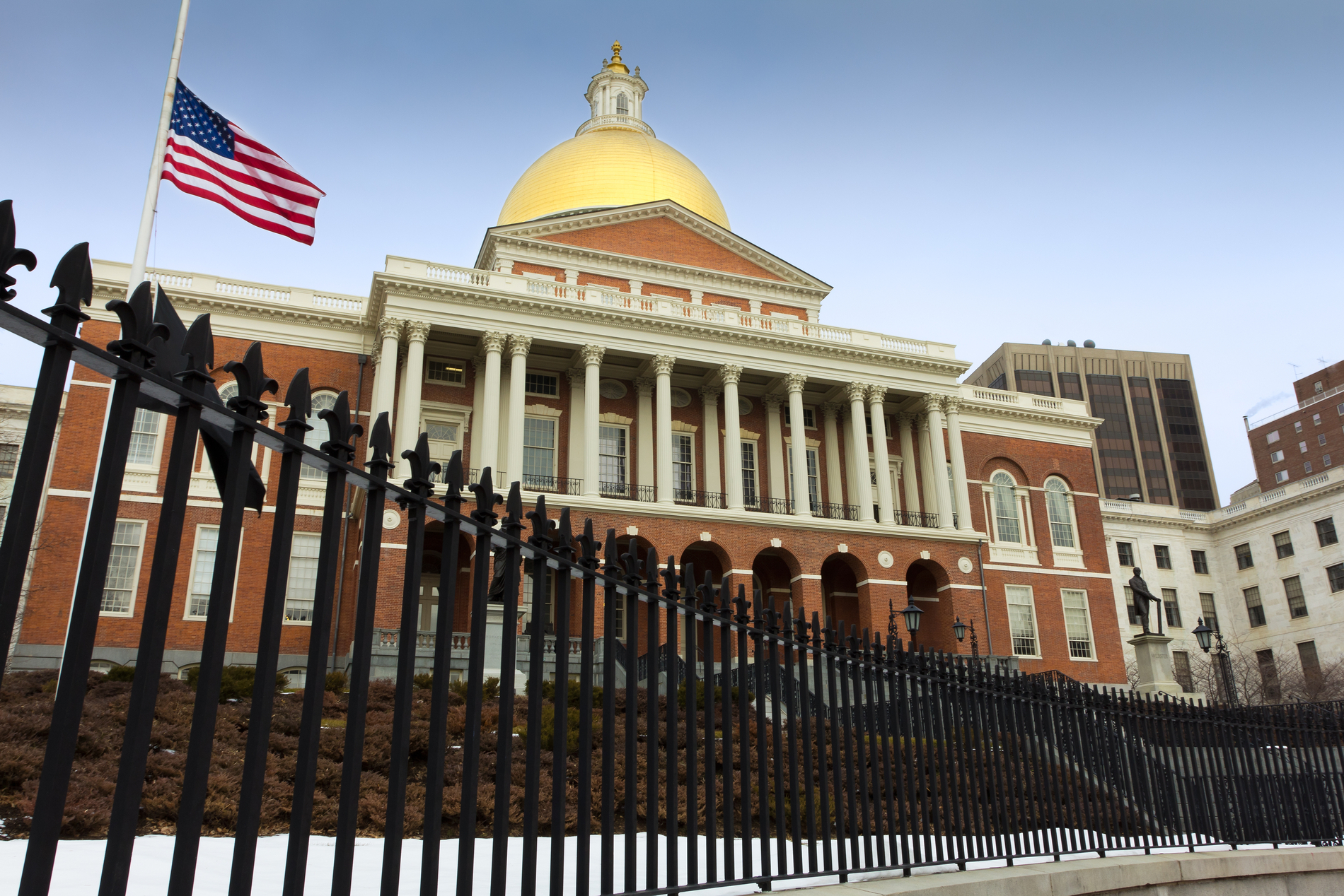 Massachusetts, State House