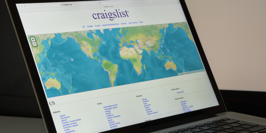 Craigslist Sellers Can Now Request Cryptocurrency Payments - CoinDesk