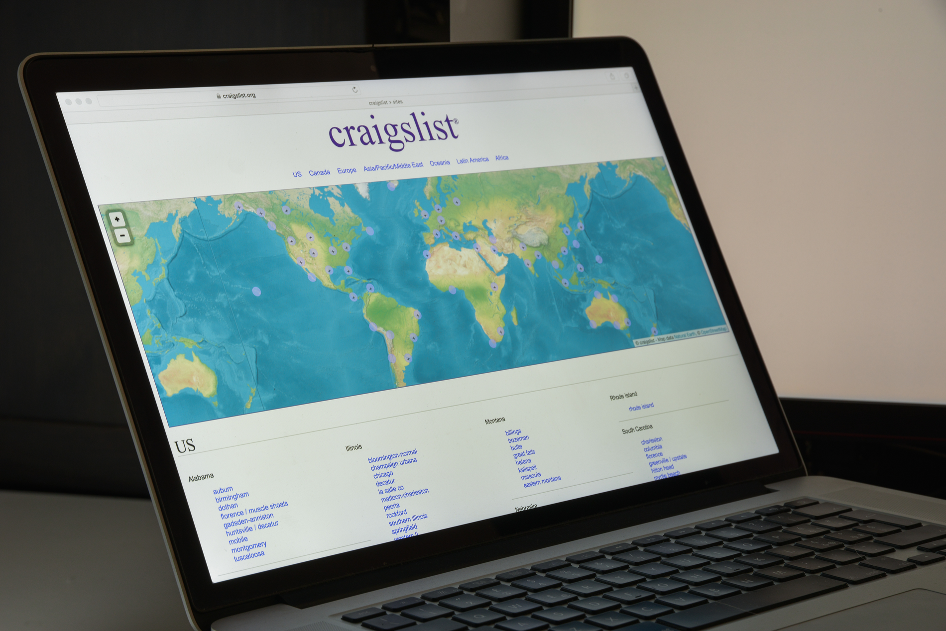 what is cryptocurrency on craigslist