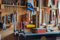 tools, workbench