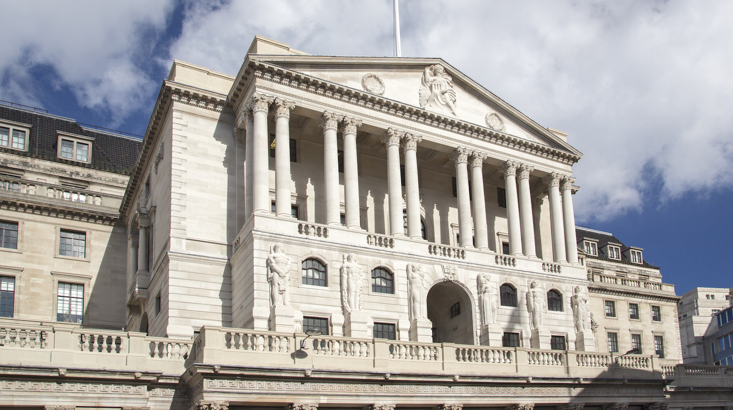 Bank of England Warns of Crypto Spillover to Mainstream Markets