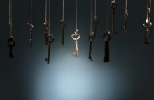 https://www.shutterstock.com/image-photo/old-keys-hanging-on-strings-one-226814179