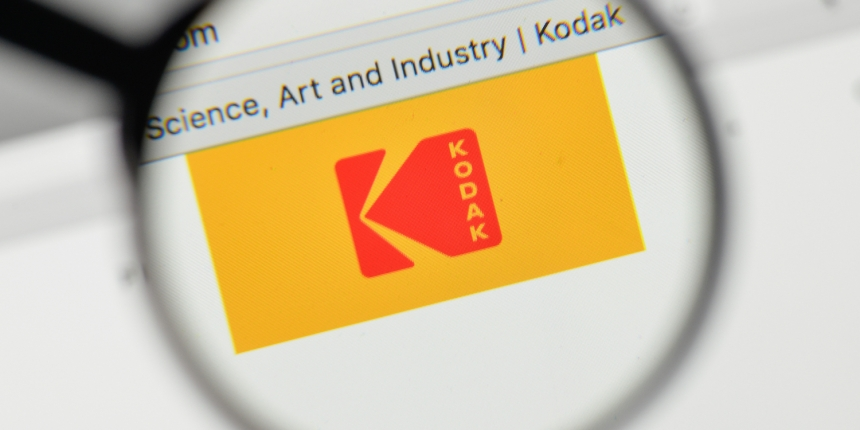 Kodak Launches a Blockchain-Enabled Document Management System