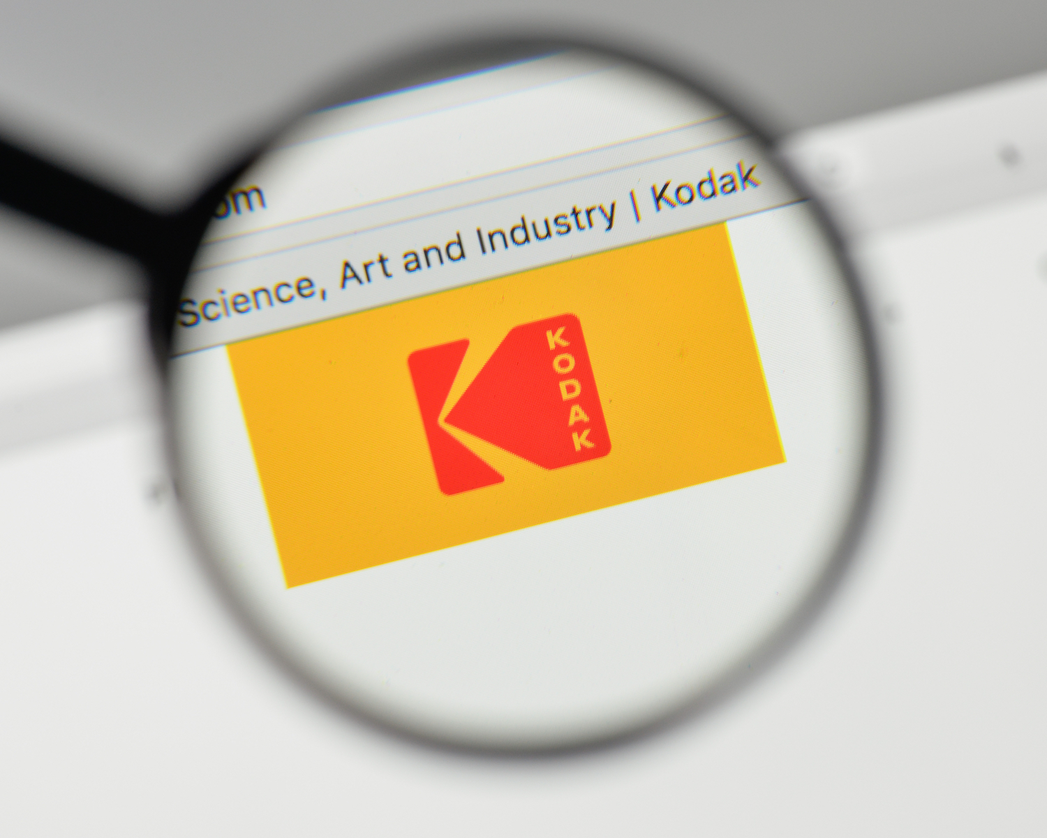 Kodak Launches a Blockchain-Enabled Document Management System - CoinDesk