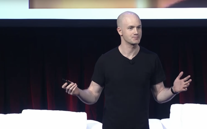 Talking at Consensus image via Coinbase/YT https://www.youtube.com/watch?v=PiIUYhKuW1w