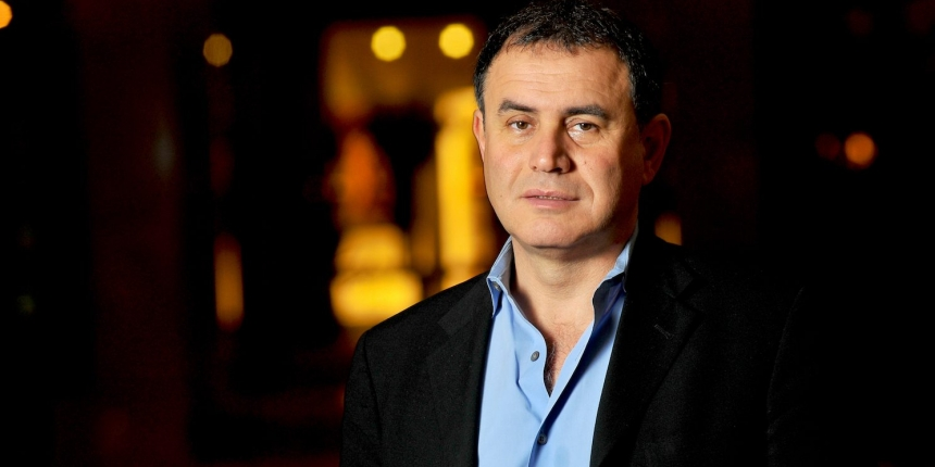 Nouriel Roubini Says Facebook's Global Coin Has 'Nothing to Do With Crypto