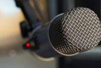 microphone, voice
