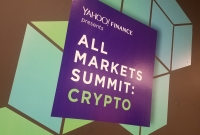 All Markets Summit: Crypto logo