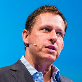 Peter Thiel Backs $2.1 Million Round for Crypto Investment Startup Layer1