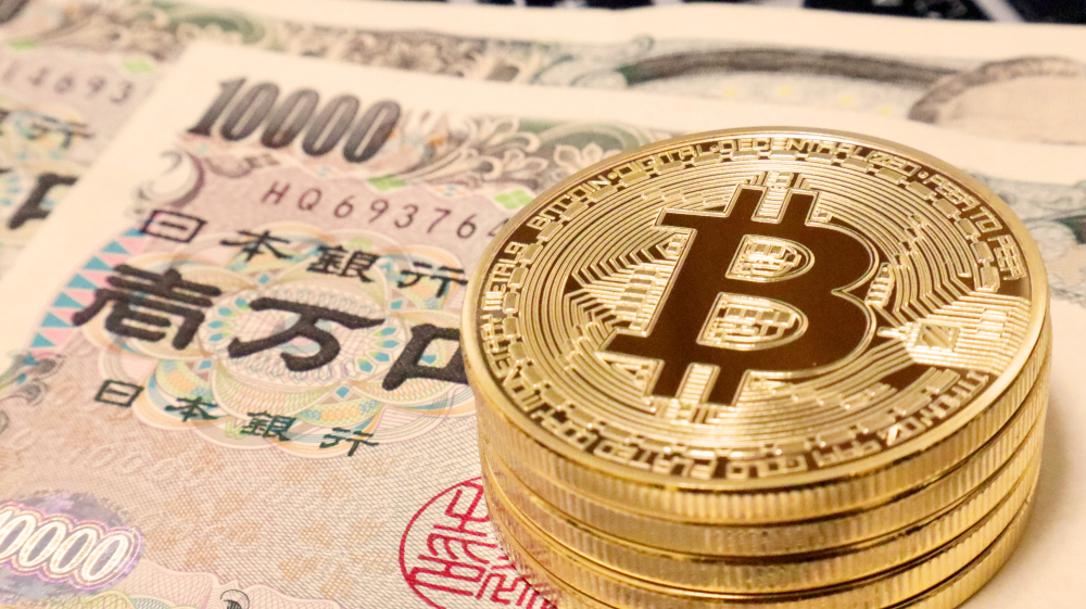 bitcoin official currency in japan