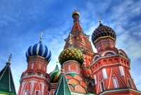 Moscow, Red Sqauare