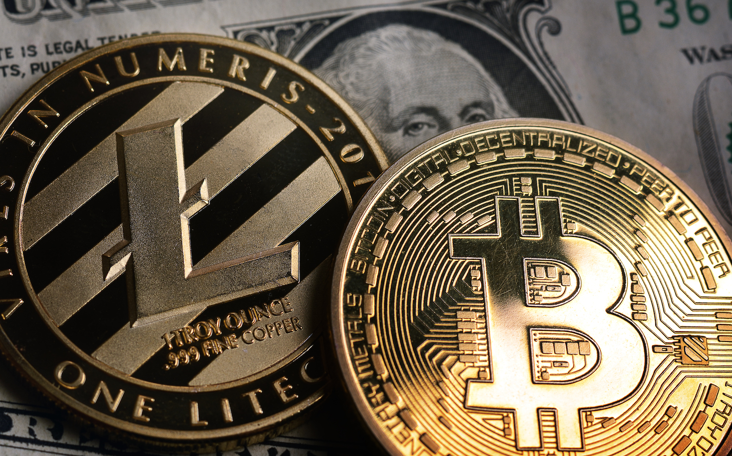 Litecoin Led Bitcoin's Price Rally, Now It's Hinting at a Pullback thumbnail