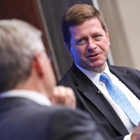 ICOs Are 'Effective Way' to Raise Capital If Rules Are Followed: SEC Chairman - CoinDesk