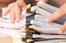Stacks paper documents